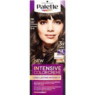 SCHWARZKOPF PALETTE Intensive Color Cream 5-0 (N4) Světle hnědý - Barva na vlasy