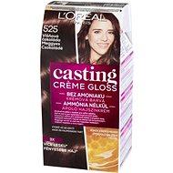L´ORÉAL CASTING Creme Gloss 525 Višňová čokoláda - Barva na vlasy