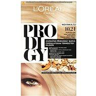 ĽORÉAL PRODIGY 10.21 Porcelain Velmi světlá blond duhová - Barva na vlasy