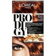 ĽORÉAL PRODIGY 6.45 Amber Světlehnědá jantarová - Barva na vlasy