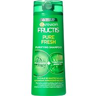 GARNIER Fructis Pure Fresh Strengthening Shampoo 400 ml - Šampon
