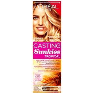 ĽORÉAL CASTING Sunkiss Tropical 125 ml - Zesvětlovač vlasů