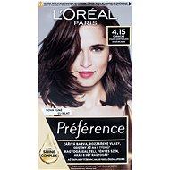 ĽORÉAL PARIS Récital Préférence Caracas 4.15/M1 intenzivní ledově čokoládová - Barva na vlasy
