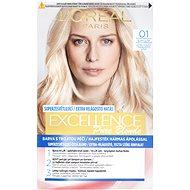 ĽORÉAL PARIS Excellence Creme 01 Blond ultra světlá přírodní - Zesvětlovač vlasů
