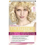 ĽORÉAL PARIS Excellence Creme 10 Nejsvětlejší blond - Barva na vlasy