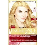 ĽORÉAL PARIS Excellence Creme 9.3 Blond velmi světlá zlatá - Barva na vlasy