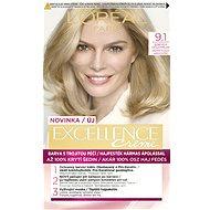 ĽORÉAL PARIS Excellence Creme 9.1 Blond velmi světlá popelavá - Barva na vlasy