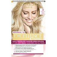 ĽORÉAL PARIS Excellence Creme 9 Blond velmi světlá - Barva na vlasy