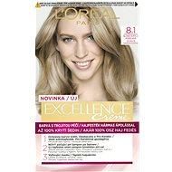 ĽORÉAL PARIS Excellence Creme 8.1 Blond světlá popelavá - Barva na vlasy