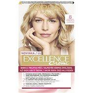 ĽORÉAL PARIS Excellence Creme 8 Blond světlá - Barva na vlasy