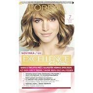 ĽORÉAL PARIS Excellence Creme 7 Blond - Barva na vlasy