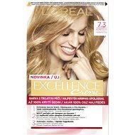 ĽORÉAL PARIS Excellence Creme 7.3 Blond zlatá - Barva na vlasy
