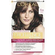 ĽORÉAL PARIS Excellence Creme 4 Hnědá - Barva na vlasy