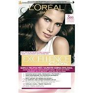 ĽORÉAL PARIS Excellence Creme 3 Hnědá tmavá - Barva na vlasy