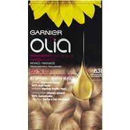 GARNIER Olia 8.31 Zlatě popelavá blond - Barva na vlasy