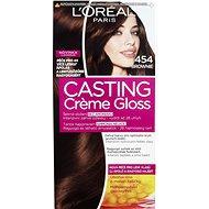 ĽORÉAL PARIS Casting Creme Gloss 454 Brownie - Barva na vlasy