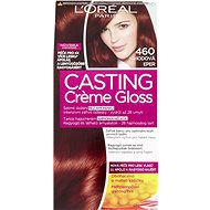 ĽORÉAL PARIS Casting Creme Gloss 460 Jahodová - Barva na vlasy