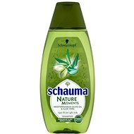 SCHWARZKOPF SCHAUMA Nature Moments Mediterranean Olive Oil & Aloe Vera 400 ml - Šampon