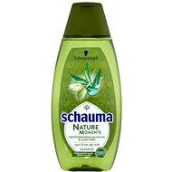 SCHWARZKOPF SCHAUMA Nature Moments Mediterranean Olive Oil & Aloe Vera 400 ml - Šampon