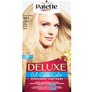 SCHWARZKOPF PALETTE Deluxe 218 Stříbřitě plavý 50 ml - Zesvětlovač vlasů