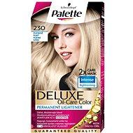 SCHWARZKOPF PALETTE Deluxe 230 Platinově plavý (50 ml) - Zesvětlovač vlasů