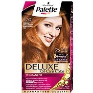 SCHWARZKOPF PALETTE Deluxe 370 Noblesní světle měděný 50 ml - Barva na vlasy