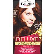 SCHWARZKOPF PALETTE Deluxe 667 Měděný 50 ml - Barva na vlasy
