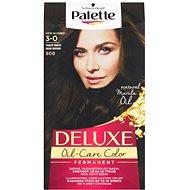 SCHWARZKOPF PALETTE Deluxe 800 Tmavě hnědý 50 ml - Barva na vlasy