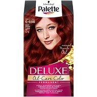 SCHWARZKOPF PALETTE Deluxe 575 Ohnivě červený 50 ml - Barva na vlasy