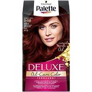 SCHWARZKOPF PALETTE Deluxe 679 Intenzivní červenofialový 50 ml - Barva na vlasy