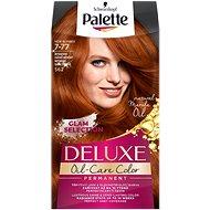 SCHWARZKOPF PALETTE Deluxe 562 Intenzivní zářivě měděný 50 ml - Barva na vlasy