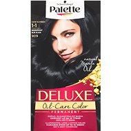 SCHWARZKOPF PALETTE Deluxe 909 Modročerný 50 ml - Barva na vlasy