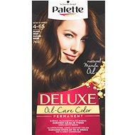 SCHWARZKOPF PALETTE Deluxe 760 Oslnivě hnědý 50 ml - Barva na vlasy