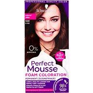 SCHWARZKOPF PERFECT MOUSSE 668 Oříšek 35 ml - Barva na vlasy