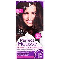 SCHWARZKOPF PERFECT MOUSSE 465 Čokoládově hnědý 35 ml - Barva na vlasy