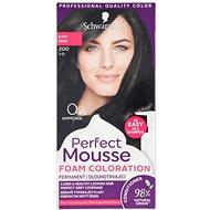 SCHWARZKOPF PERFECT MOUSE 200 - Černý (35 ml) - Barva na vlasy