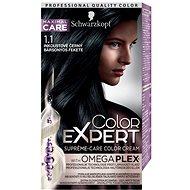 SCHWARZKOPF COLOR EXPERT 1-1 Inkoustově černý 50 ml - Barva na vlasy