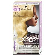 SCHWARZKOPF COLOR EXPERT 12-0 Ultra blond 50 ml - Barva na vlasy