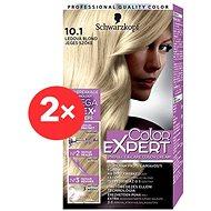 SCHWARZKOPF COLOR EXPERT 10-1 Ledová blond 2× 50 ml - Barva na vlasy