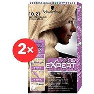 SCHWARZKOPF COLOR EXPERT 10-21 Perleťová blond 2× 50 ml
