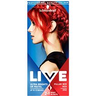 SCHWARZKOPF LIVE 92 Pillar Box Red 50 ml