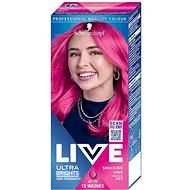 SCHWARZKOPF LIVE 93 Shocking Pink 50 ml - Barva na vlasy