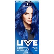 SCHWARZKOPF LIVE 95 Electric Blue 50 ml