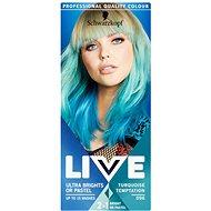 SCHWARZKOPF LIVE Color XXL 96 Turquoise Temptation 50 ml - Barva na vlasy