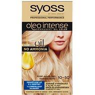SYOSS Oleo Intense 10-50 Světlá popelavá blond 50 ml - Barva na vlasy