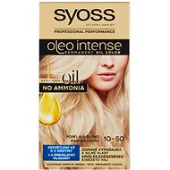 SYOSS Oleo Intense 10-50 Clear Ash Blonde 50 ml - Hair Dye