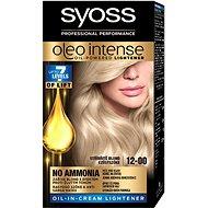 SYOSS Oleo Intense 12-00 Stříbřitě Blond 50 ml - Barva na vlasy