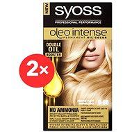SYOSS Oleo Intense 9-60 Pískově plavý 2× 50 ml