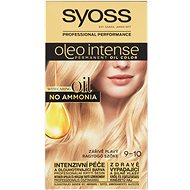 SYOSS Oleo Intense 9-10 Zářivě plavý  50 ml