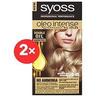 SYOSS Oleo Intense 8-05 Béžově plavý 2× 50 ml
